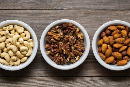 Eating nuts could boost fertility in men, according to a new study