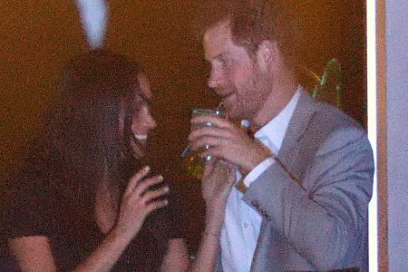 36 Dreamy Photos Of Prince Harry And Meghan Markle Looking So In Love