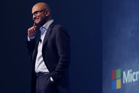 Microsoft CEO Satya Nadella's master plan is clearly working, and the company is soaring towards $1 trillion