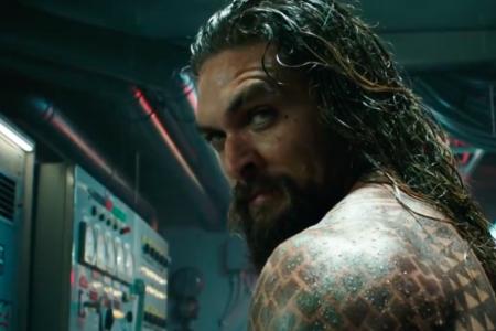 'Aquaman' Trailer Reveals More Of Jason Momoa's Hero At Comic-Con