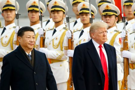 Trump's trade war is overshadowing another global battle that could plunge markets into chaos