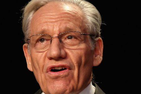 Bob Woodward's New Book Will Chronicle Trump's 'Harrowing' Presidency