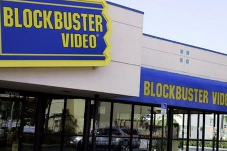 Soon there will be only one Blockbuster video store left in the US