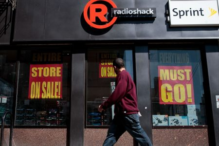 RadioShack maps a comeback with 100 'express' locations