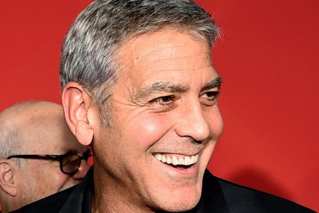 George Clooney walks unassisted days after scooter crash and hospitalization