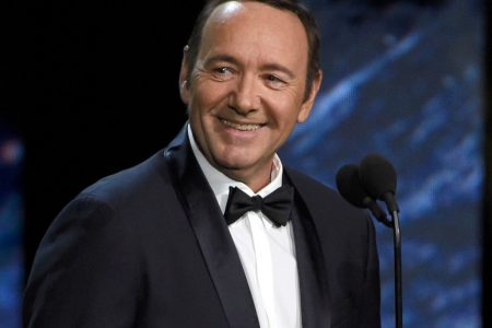 Kevin Spacey: British police probing new sexual-assault allegations from three accusers