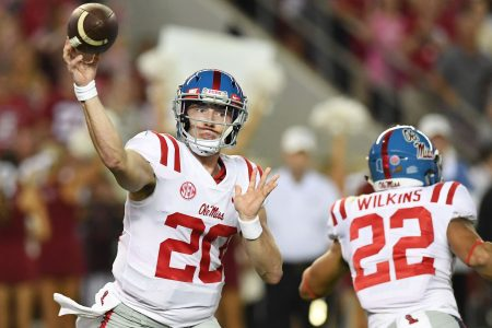 Michigan's Shea Patterson reportedly signs deal with Texas Rangers