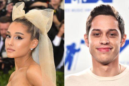 Ariana Grande calls fiancé Pete Davidson's Manchester bombing joke 'unfortunate'