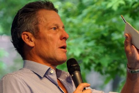 Lance Armstrong wonders why he is scorned and Alex Rodriguez forgiven after doping scandals
