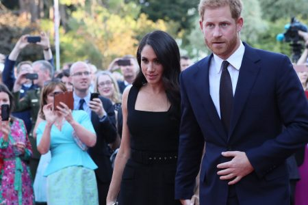 Duchess Meghan and Prince Harry sample Dublin's charms in Ireland visit