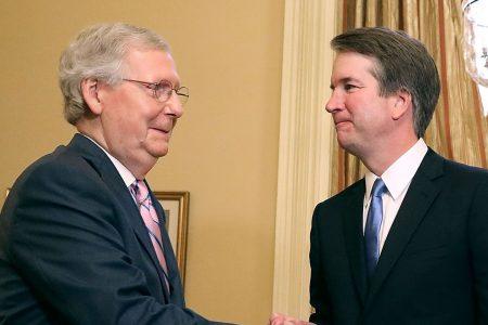 Women's March slammed for goof in statement on Kavanaugh Supreme Court nomination