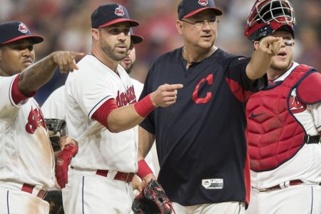 Indians' bizarre bullpen gaffe leads to epic Reds comeback in ninth