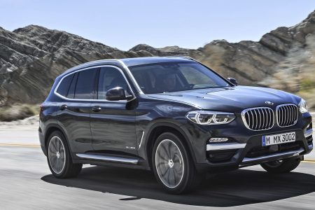 BMW raises prices on trio of SUVs sold in China amid US tariff fight