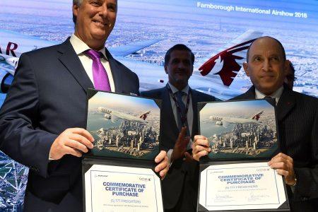 Farnborough 2018: Boeing, Airbus rack up orders as giant airshow opens