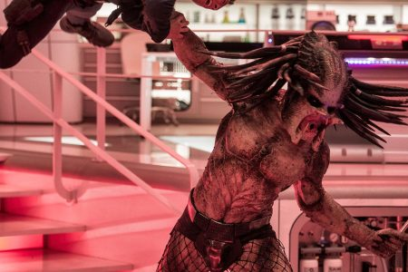 Comic-Con: 'The Predator' cast predicts who would win if the alien took on Elsa, Han Solo
