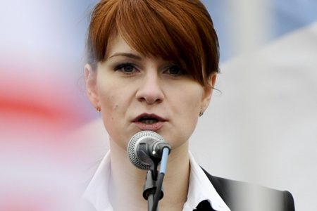 Maria Butina's lawyer rejects claim she tried to trade sex for a job