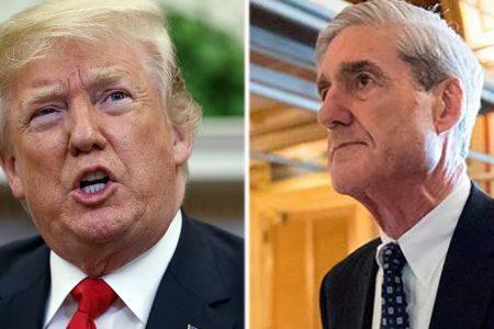 Trump hits 'Democrat crazies,' celebrates federal judge tossing Russian collusion lawsuit