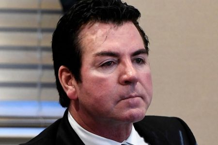 'Papa John' Schnatter claims he was 'pushed' to use n-word