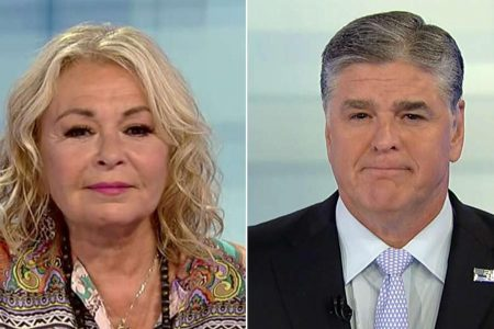 Roseanne Barr disputes racist claims: 'I'm not that person'