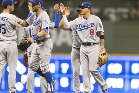 Manny Machado said Dodgers jersey number is nod to Kobe Bryant — and his dog