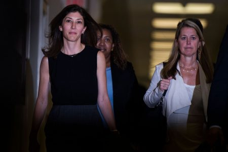 Former FBI lawyer Lisa Page said to be 'cooperative' during Capitol Hill meeting about anti-Trump texts
