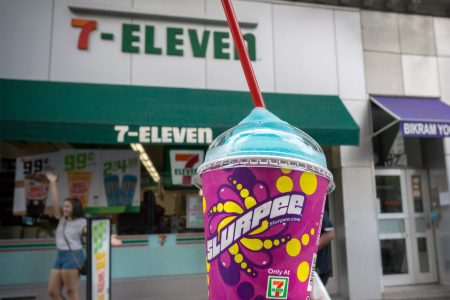 7-Eleven Is Giving Out Free Slurpees Wednesday—and There's More Free Food For Days to Follow