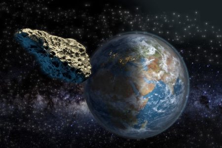 Two Asteroids Slipped Past Earth Undetected Last Weekend