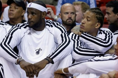 Michael Beasley says LeBron James is 'like my older brother' and new-look Lakers will mesh
