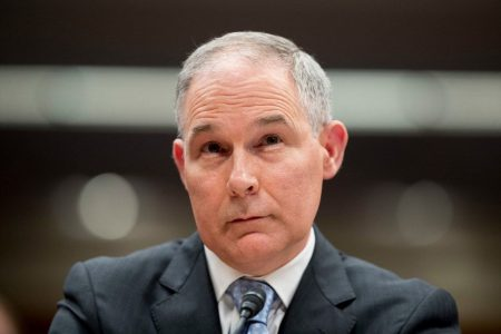 Pruitt is gone. Congress still doesn't care about ethics.
