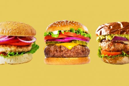 Chicken, Turkey and Tuna Have a Beef With Your Burger