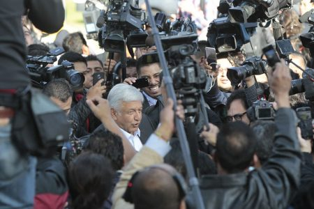 Mexicans head to polls to choose a new president as relations with US grow unusually fraught