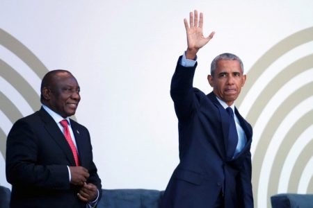 Obama's South Africa speech, annotated