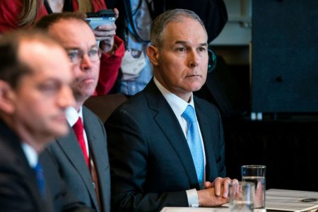 Top EPA ethics official discloses that he has urged additional investigations into Scott Pruitt