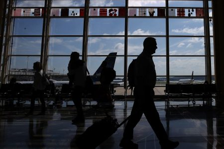 Undercover TSA agents began watching people at US airports and on planes 9 years after the Sept. 11 attacks