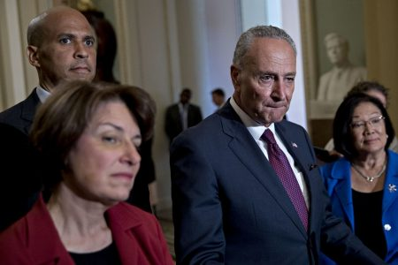 Democrats divided over how to attack Kavanaugh