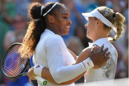 Wimbledon 2018 women's final: Serena Williams falls short in final but still sends powerful message