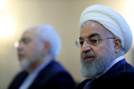 After Trump slams Iran's president, Iranian officials accuse him of 'psychological warfare'