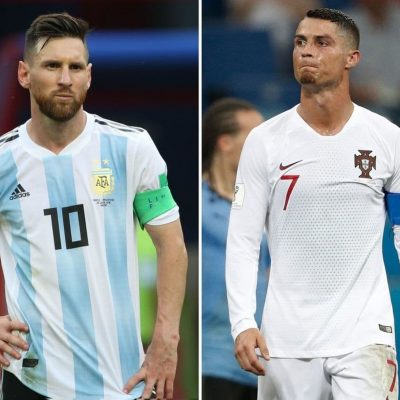 Messi and Ronaldo won't be defined by World Cup failures, but they couldn't win one alone