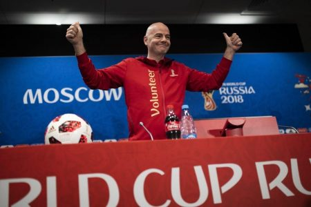 FIFA could expand World Cup to 48 teams in 2022, ahead of schedule