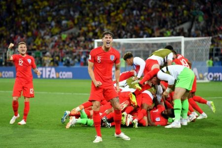 'It's a big night for England' as penalty shootout misery is lifted against Colombia