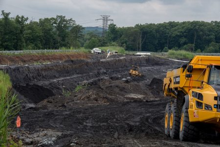 EPA eases rules on how coal ash waste is stored across US