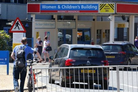'Healthcare professional' arrested on suspicion of murdering eight babies in British hospital