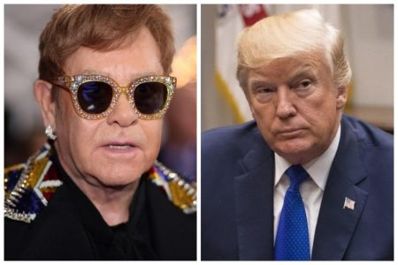 From Elton John to Eminem to Peggy Lee: Trump's bizarre history with pop music