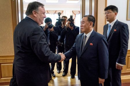 North Korea calls US attitude toward talks 'gangster-like' and 'cancerous,' rejecting Pompeo's assessment