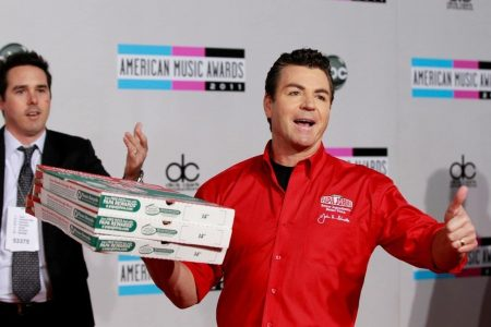 After using n-word, Papa John's founder sees his name removed from hometown gymnasium