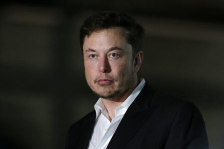 At Tesla, Elon Musk casts himself as a superhero. But he sweats the details on the factory floor.