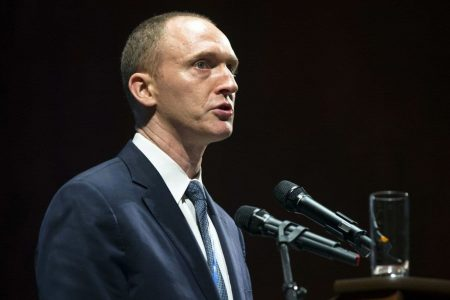 'It's really spin': Carter Page denies being a Russian agent as lawmakers urge Trump to act tougher toward Kremlin