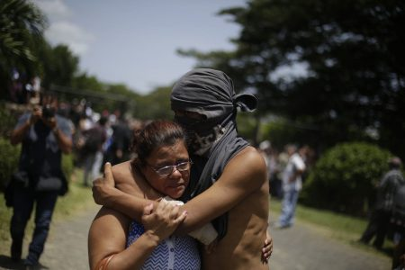 'They are shooting at a church': Inside the 15-hour siege by Nicaraguan paramilitaries on university students