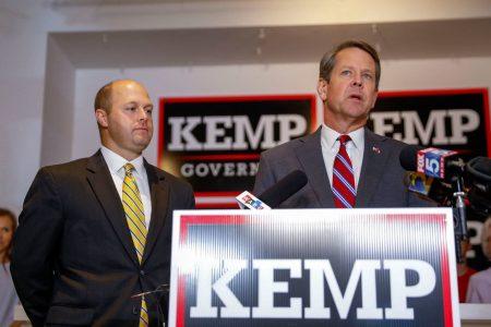 Trump backs Georgia gubernatorial candidate who pledged to 'round up criminal illegals'