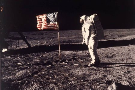 Why do people believe the moon landing hoax or other conspiracy theories?